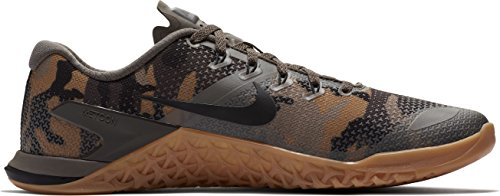 Ridgerock Nike Black de Chaussures Brown Med Cross Metcon gum Homme 4 Bf4xYB