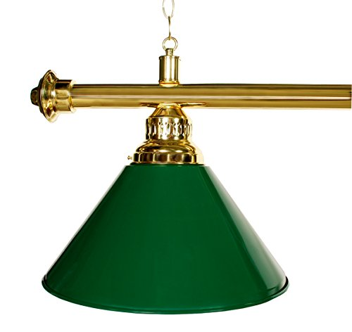 Pool Table Light Black: Billiard Lamp Brass Rod Choose