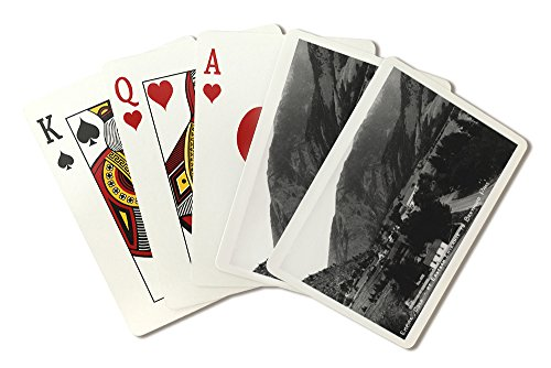 Empire, Colorado - View of the Town at the Eastern Entrance to Berthoud Pass (Playing Card Deck - 52 Card Poker Size with - Eastern Entrance