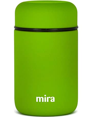 MIRA Boîte à Lunch, Boîte Thermos pour Aliments en Acier Inoxydable  Isotherme Sous Vide, 31114498d940