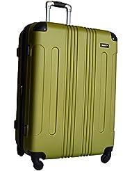 Kemyer Series 650 Hardside Luggage Spinner Wheeled 28-inch Suitcase