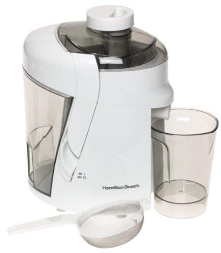 amazon com hamilton beach 67811 healthsmart juice extractor rh amazon com Hamilton Beach Juice Press Wide Mouth Masticating Juicers