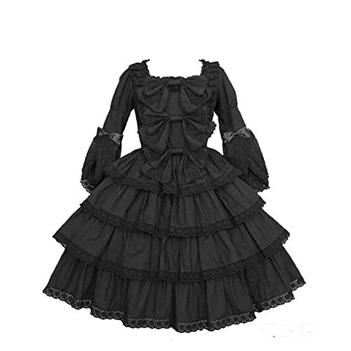 Pink Lolita Dress Princess Lolita Dress Maid Dress Costume Halloween Costume for Women -