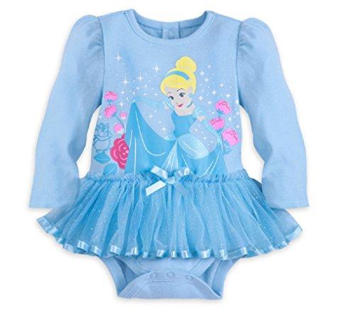 bodysuit Cinderella Cuddly Baby - Size 12-18 Months ()