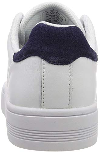 Homme Court swiss Frasco Basses navy 163 white Sneakers Blanc K n5Xqpdvaax