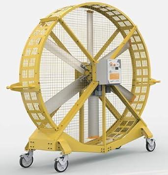 Grupo Contact Big Fan (Ventilador Gigante portátil para Fitness ...
