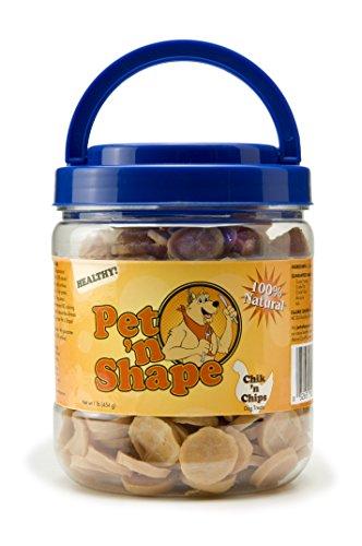 Pet Shape Chips Natural Treats product image