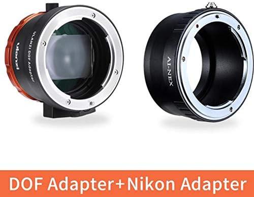 DOF Profesional-Mobile SLR Cámara/Lente/Metal Adaptador/Canon ...