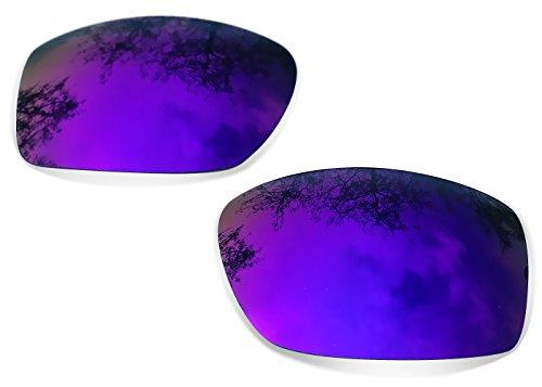 Hijinx mirror Sunglasses Polarizadas Marrones Lentes para purple Restorer de Oakley Recambio xq8vwgqHnr