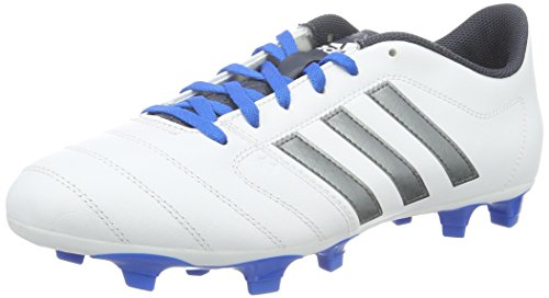 adidas Gloro 16.2 Fg, Botas de Fútbol para Hombre Negro (Ftwbla / Nocmét / Azuuti)