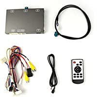 Brandmotion 9002-2774 BMW Dual Camera Interface for 6-Button Factory Display Radios