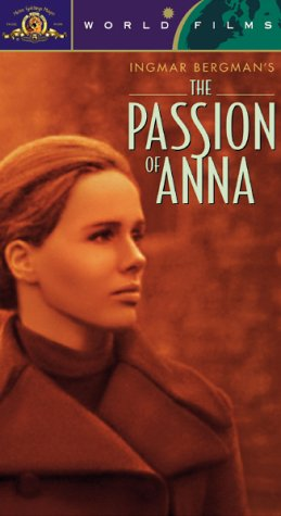 The Passion of Anna [VHS]