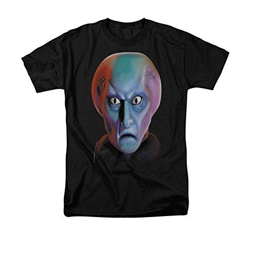 Star Trek Balok Head Adult Regular Fit T-shirt ()