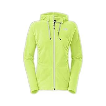 The North Face Mezzaluna Hoodie Women's Rave Green XL