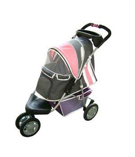 PetZip 1st Class Jogger, Pink, My Pet Supplies