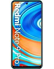 "Xiaomi HXM-N9-PRO-128-GRN-E Redmi Note 9 Pro Dual Sim Smartphone, 6.67"" LCD Display, 6GB RAM, 128GB ROM, Tropical Green"