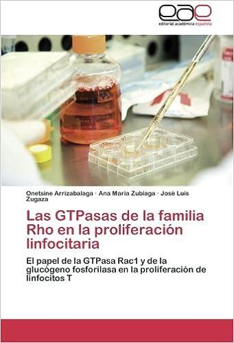 Las GTPasas de la familia Rho en la proliferación