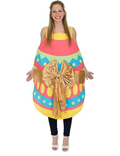 Adult Easter Egg Halloween Costume (Easter Egg Costumes For Adults)