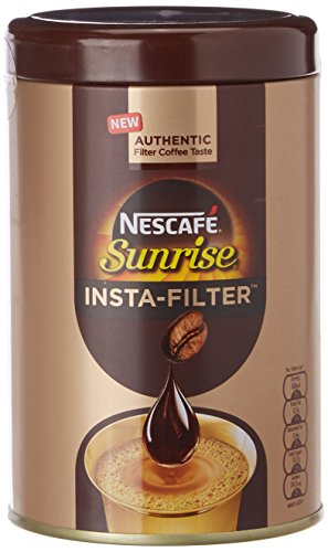 Nescafe Sunrise Insta Filter, 100g (Sunrise Coffee Instant compare prices)