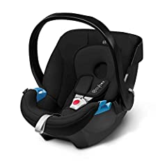 The Aton builds on CYBEX safety technologies to offer great protection with unique safety features. The Aton Linear Side Impact Protection (L.S.P.) system uses a flexible shell that absorbs energy as well as thick EPS foam protection. The she...
