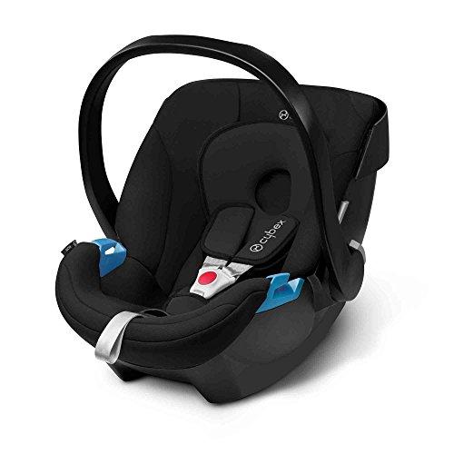 CYBEX-Aton-Infant-Car-Seat-Pure-Black