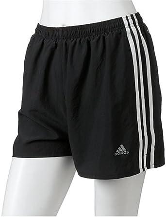 hueco sensación confirmar  Amazon.com: adidas Women's Wildwood Baggy Short, Black/White, Small:  Clothing