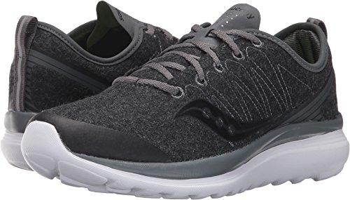 Saucony Women's Swivel Sneaker, Grey, 9.5 Medium US Review