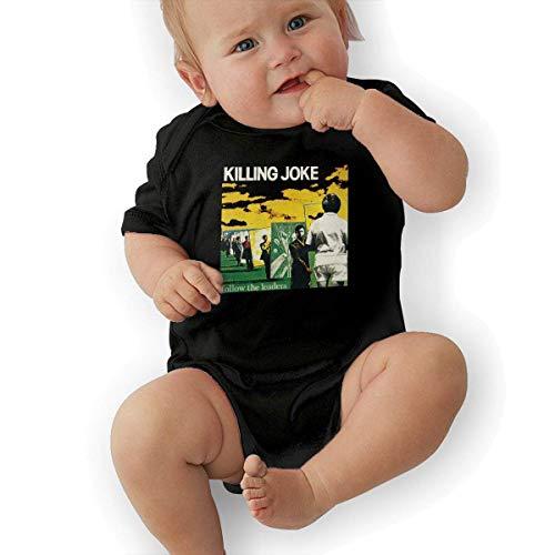 sretinez Toddler Killing Joke Follow The Leaders Bodysuit