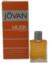 Jovan Musk For Men Aftershave 14.7ml Splash