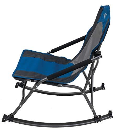 ALPS Mountaineering Low Rocker Chair Deep Sea/Charcoal