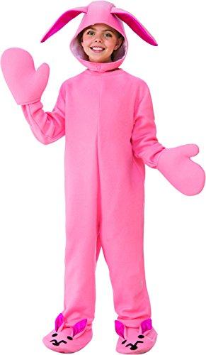 Rubie's Bunny Jumper Children's Costume, Pink, Medium]()