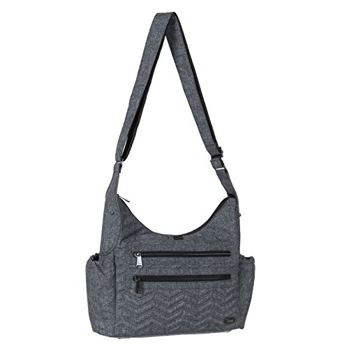 Lug Clothing, Shoes & Jewelry Body Shoulder Bag, Heather Grey, One Size
