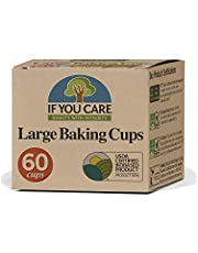 If You Care Baking Cups Brown 2.5In 60 Ct