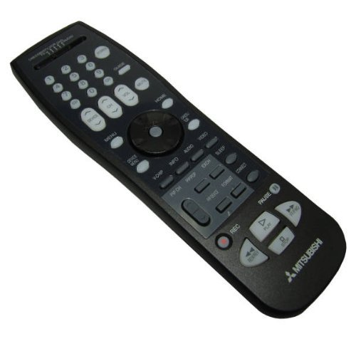 Factory New Mitsubishi WD-73835 Remote Control Replacement