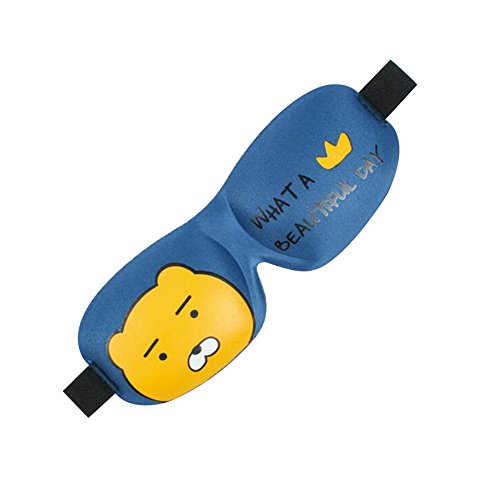 BOYON Bad Day 3D Eyes Mask to Improve Sleeping, Relieve Nervousness and Light Up Your Fellows Honesty Bear