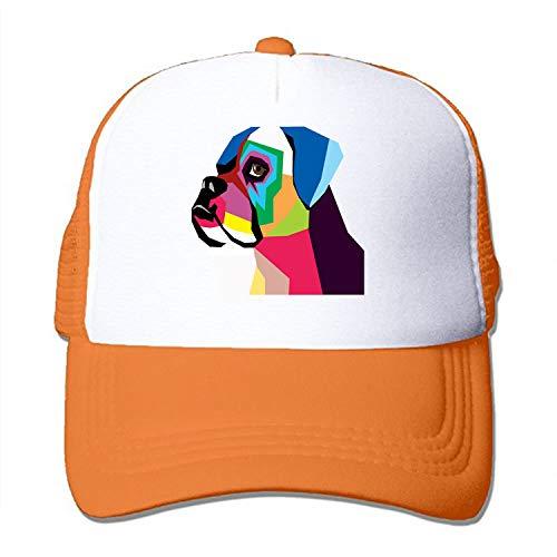 (Laura Bunyan Boxer by l Print Baseball Cap Golf Hats Tennis Hat)