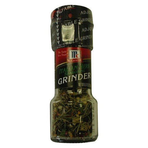 021248102172 - McCormick - Italian Herb Seasoning - Grinder - .77 Oz. (Pack of 3) carousel main 0