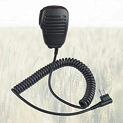 Speaker Microphone For Motorola CLS1450C CLS1450CBlin CP110 CP125 Portable
