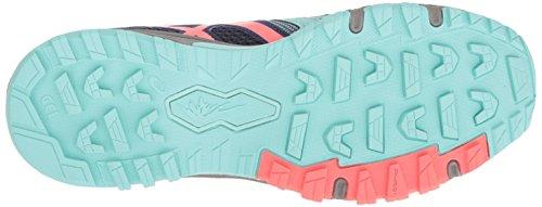 big sale cheap online ASICS Women's Gel-FujiAttack 5 Trail Runner Aqua Splash/Diva Pink/Indigo Blue release dates online buy cheap clearance store buy cheap amazon fg4fBx0f4d