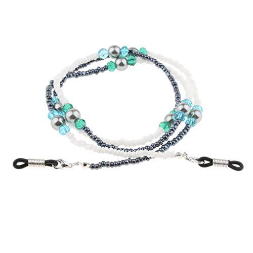 Chaîne Sangle Collier De Lunette Soleil Fityle Vert Femmes F Lunettes 4q5Xfw0