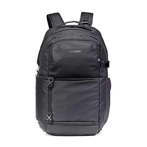 Pacsafe PacSafe Camsafe X25 Anti-Theft Camera Backpack-Black
