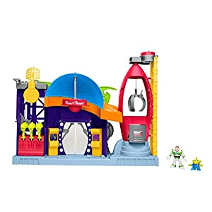 Fisher-Price Disney/Pixar Toy Story 4 Pizza Planet