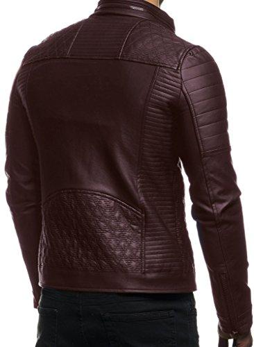 Sweater Nelson Sweater Nelson Leif Leif Bordeaux qIn5RwfT5