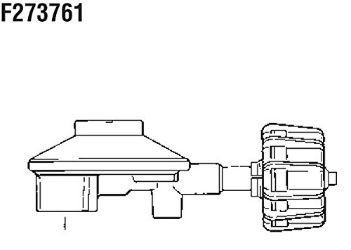 Mr. Heater 90 Degree Propane Low Pressure Regulator