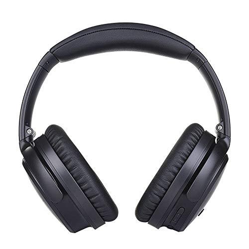 ZXC Active Noise Reduction Bluetooth Headset Wireless Sports Music Stereo Headphones Running Universal Headband…