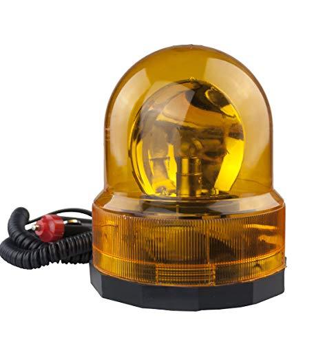 Amber Revolving Warning Light ()