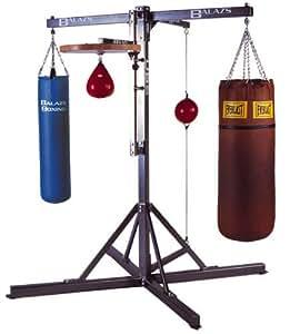 Amazon.com : Balazs Universal Boxing Stand - 4-Station ...