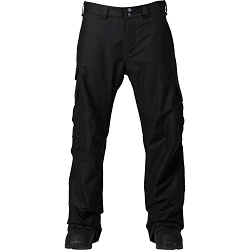 Burton Men's Cargo Short Pants, True Black, Small
