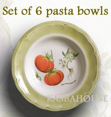 set 6 pasta - 8