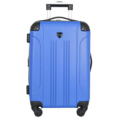 Used, Travelers Club Luggage Chicago 20 Inch Expandable Carry-On for sale  Delivered anywhere in Canada